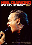 NEIL DIAMOND HOT AUGUST NIGHT LIVE AT MSG (DVD)