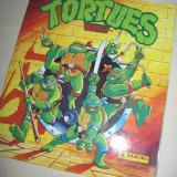 TURTLES NINJA, ALBUM PANINI, 1990 - Carte de povesti