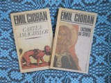 Emil CIORAN - CARTEA AMAGIRILOR + LACRIMI SI SFINTI (HUMANITAS, 1991)