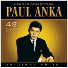 PAUL ANKA HEROES COLLECTION BEST OF (CD) - Muzica Sarbatori