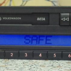 Casetofon auto volkswagen beta - CD Player MP3 auto