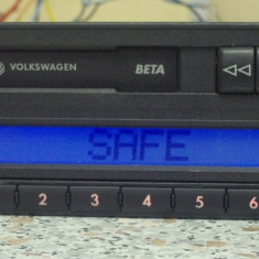 Casetofon auto volkswagen beta - CD Player MP3 auto
