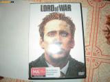 FILM DVD: LORD OF WAR - Nicholas Cage, Romana
