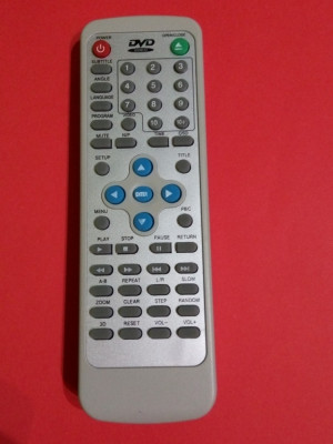 Telecomanda DVD VORTEX foto