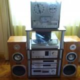 Linie audio akai argintie - Combina audio