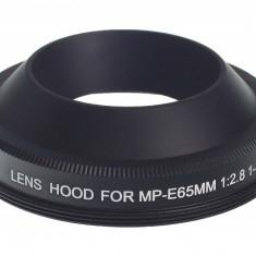 JJC LH-E65 Parasolar MP-E65 pentru Canon MP-E 65mm f/2.8 1-5x Macro Photo - Parasolar Obiectiv Foto