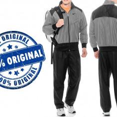 Trening barbat Nike Hybrid Swoosh - trening original - treninguri barbati - Trening barbati Nike, Marime: S, Culoare: Din imagine, Poliester