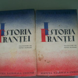 JACQUES BAINVILLE - ISTORIA FRANTEI - VOL.1 .2 EDITIA 1-A - 1939 - Istorie