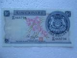 1 Dollar Singapore dolar
