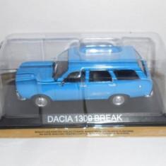 Macheta Dacia 1300 Break Masini de Legenda scara 1:43 - Macheta auto