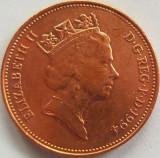 Moneda 2 Pence - ANGLIA, anul 1994 *cod 2725 a.UNC, Europa