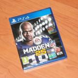 Joc PS4 - NFL Madden 25 , nou , sigilat
