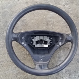 Volan piele cu airbag Mercedes W168 facelift - Airbag auto, Mercedes-benz, A-CLASS (W168) - [1997 - 2004]