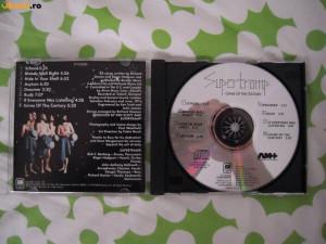 CD muzica original: Supertramp - Crime Of The Century (1974)