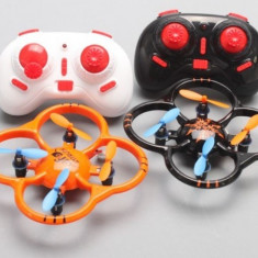 Mini Drona Intruder /Quadcopter / Elicopter / Avion zburator, Garantie, Factura