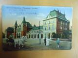 Timisoara Gara Domnita Elena Temesvar Palyaudvar Bahnhof, Necirculata, Printata