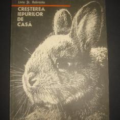 LIVIU ST. REBREANU - CRESTEREA IEPURILOR DE CASA