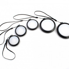 Capac filtru balans de alb White Balance cap, 43, 52, 55, 62, 72, 82mm - Filtru foto