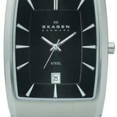 Ceas original barbatesc Skagen 690LSSM - Ceas barbatesc Skagen, Quartz