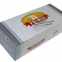 Tuburi tigari PRIMUS MULTIFILTER 200 TUBURI CU FILTRU ALB CU CARBON - Foite tigari