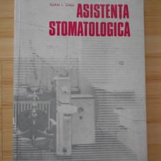 IOAN I. GALL--ASISTENTA STOMATOLOGICA