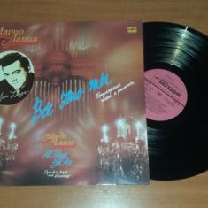 MARIO LANZA disc vinil LP vinyl pick-up pickup