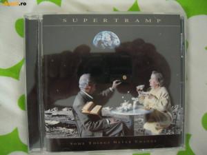 CD muzica original: Supertramp - Some Things Never Change (1997)