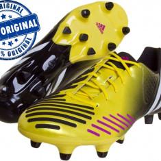 Ghete fotbal Adidas Predator - adidasi originali - ghete profesionale, Marime: 40, Culoare: Din imagine, Barbati, Iarba: 1