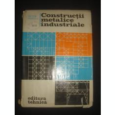 VICTOR POPESCU - CONSTRUCTII METALICE INDUSTRIALE