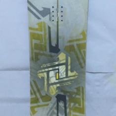 Placa snowboard ROSSIGNOL ACCELERATOR 158 cm + leg salomon - Placi snowboard