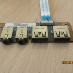 Modul Audio/USB Toshiba Satellite L775