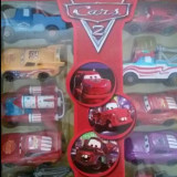 Set 10 masinute Cars 2 - Masinuta