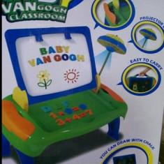 Tabla de scris cu proiector Baby van Gogh - Tabla pentru scoala
