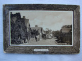 Carte postala circulata la 1912 in GENT Belgia, Printata