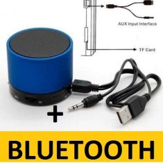 Boxa BLUETOOTH portabila MP3 - Boxa portabila, Conectivitate bluetooth: 1