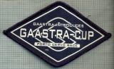 214 -EMBLEMA  -INTRECERE DE YACHTING - GAASTRA CUP  -starea care se vede