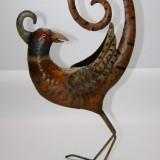 Pasare ornamentala handmade