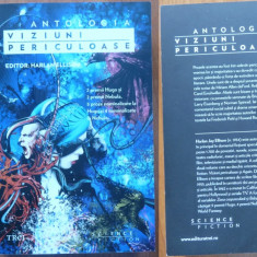 Antologia Viziuni periculoase, EdituraTrei, 2013, Premiile Hugo si Nebula - Carte SF