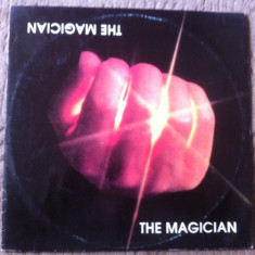 Magician the marius dragomir disc vinyl muzica pop rock lp electrecord 1993, VINIL