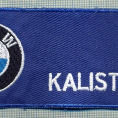 226 -EMBLEMA AUTOMOBILISTICA -BMW - KALISTA -starea care se vede