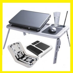 E table masuta de laptop masa de laptop reglabila - Masa Laptop