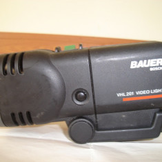 Lampa video BAUER BOSCH VHL 201 - Lampa Camera Video
