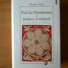 N4 Fiul lui Dumnezeu si mistica evreiasca-Moshe Idel Polirom 2010, 710 pagini