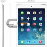 Ipad Air 16gb wi-fi silver, grey nou nouta sigilata 12luni garanti!PRET:1450lei - Tableta iPad Air Apple, Argintiu