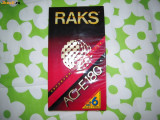 Caseta video RAKS AQ-E180, 180 minute, VHS