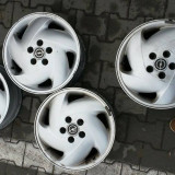 Vand 4 jante originale Opel 16, prindere in 5 prezoane