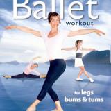 DVD cu exercitii de ballet
