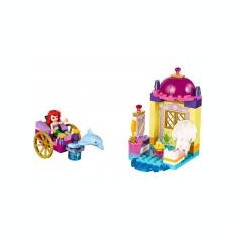 Trasura cu delfini a lui Ariel - LEGO Juniors