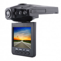 Camera Video Auto/Masina cu Inregistrare HD, Infrarosu, DVR si Display 2, 5 C26, 32GB, Normal, Single, miniUSB