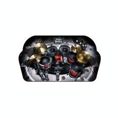 Drum set boxed with try me - Stil V - 6354 - Tobe